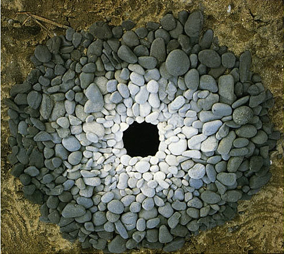 Twenty unforgettable pieces of land art. Andy Goldsworthy
