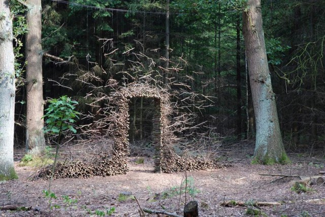 Twenty unforgettable pieces of land art. Cornelia Konrads