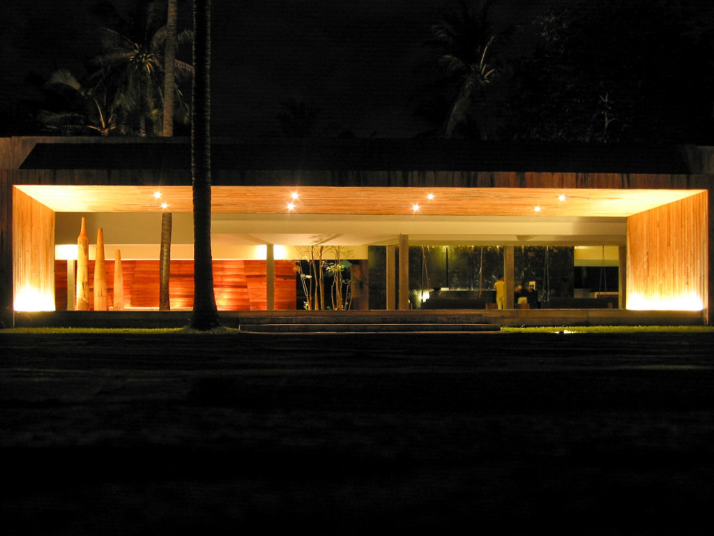 X2 | crossing into imagination. The entrance into the X2 Samui beach resort. photo: the art resort.