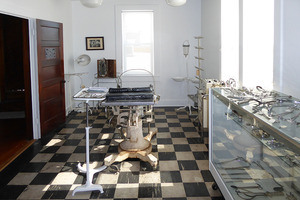 Holmes Medical Museum