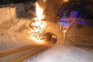 Berchtesgaden Salt Mine