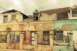 The Abandoned Pietermaai Mansions