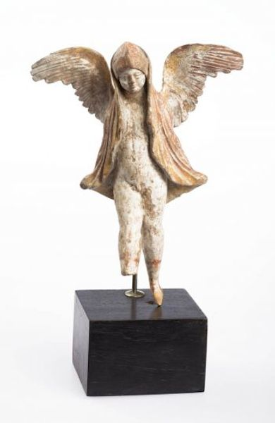 Eros circa 330 BC, Possible 19th century copy. © Freud Museum London