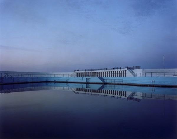©Harry Cory Wright Pool At Dawn Photo: Courtesy Eleven Fine Art London