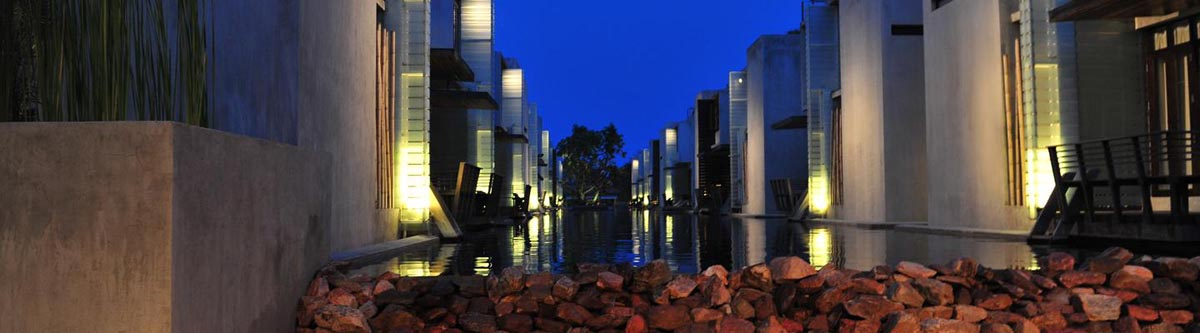 A Khlong to Heaven | Let´s Sea Hua Hin | the art resort