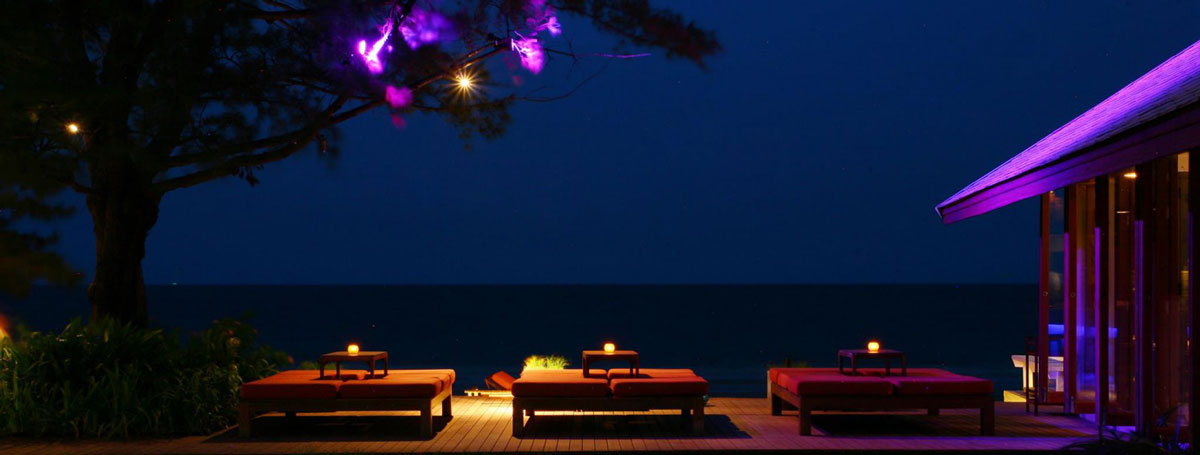 Lets Sea Hua Hin Al Fresco Resort at the beach of Hua Hin, Thailand is among the best rated lodgings in the area.