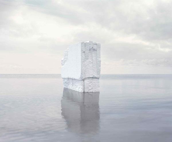 ©Noemie Goudal Iceberg (2012) Photo: Courtesy Edel Assanti, London.