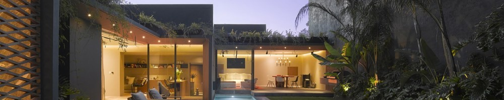 The Barrancas House in Mexico City by Ezequielfarca arquitectura y diseño. Photographs: Roland Halbe, Jaime Navarro