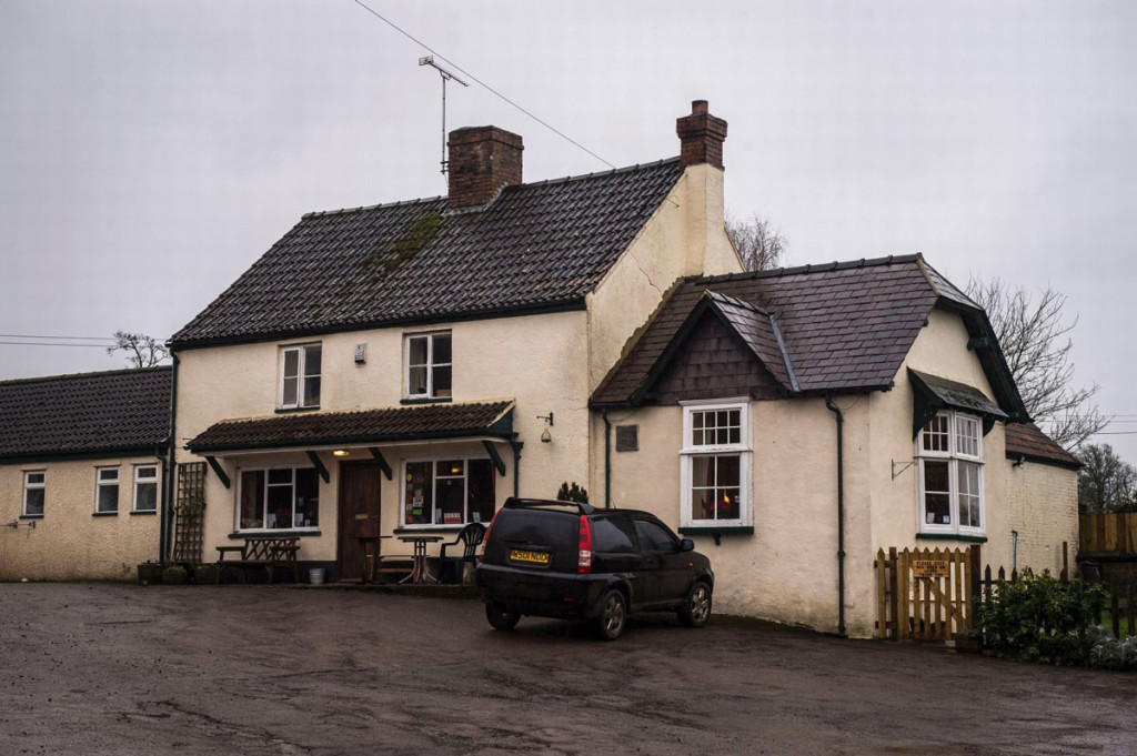 The Salutation Inn in Ham was crowned pub of the year by the Campaign for Real Ale.