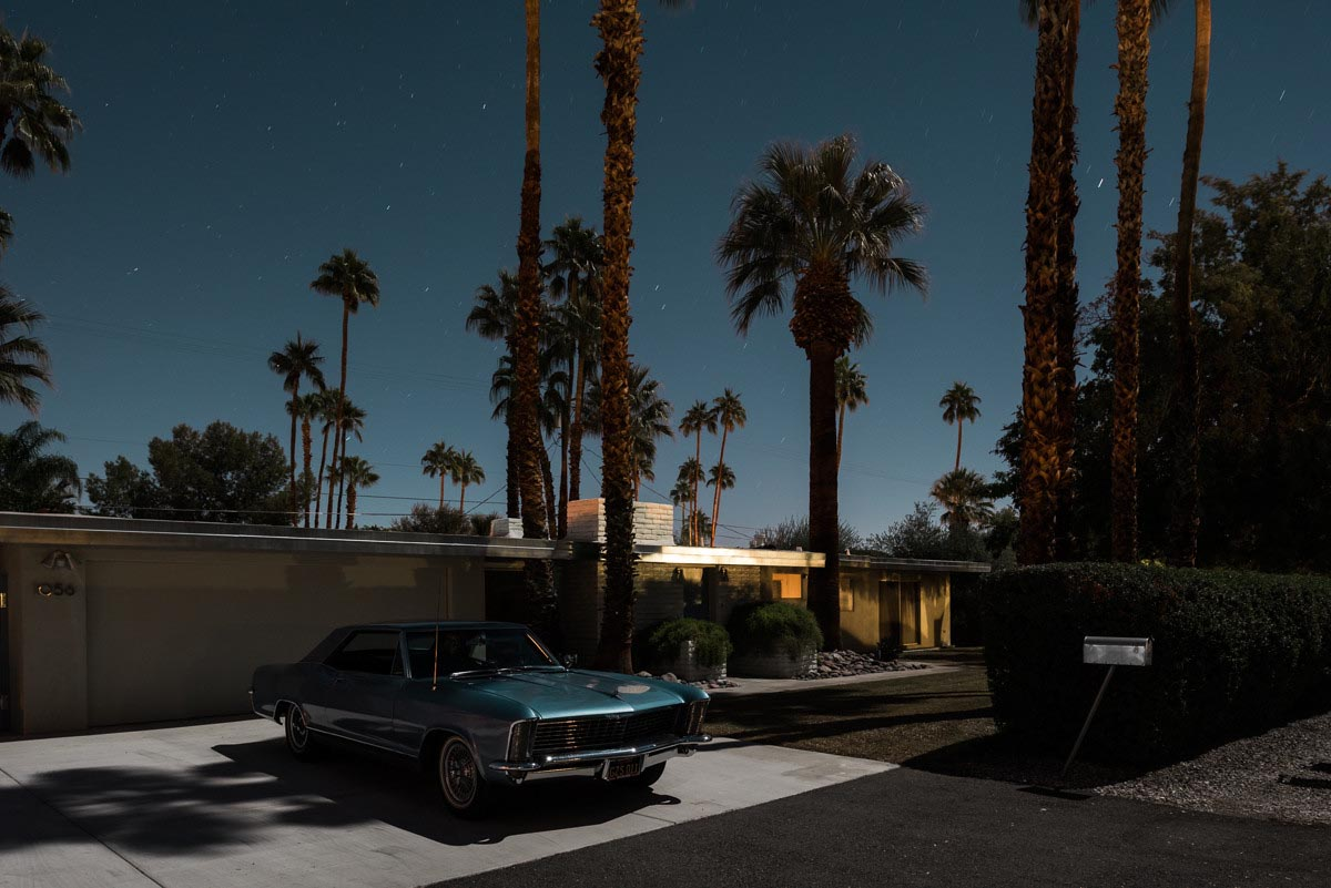 Tom Blachford midnight modern 1056 E San Lorenzo Road I