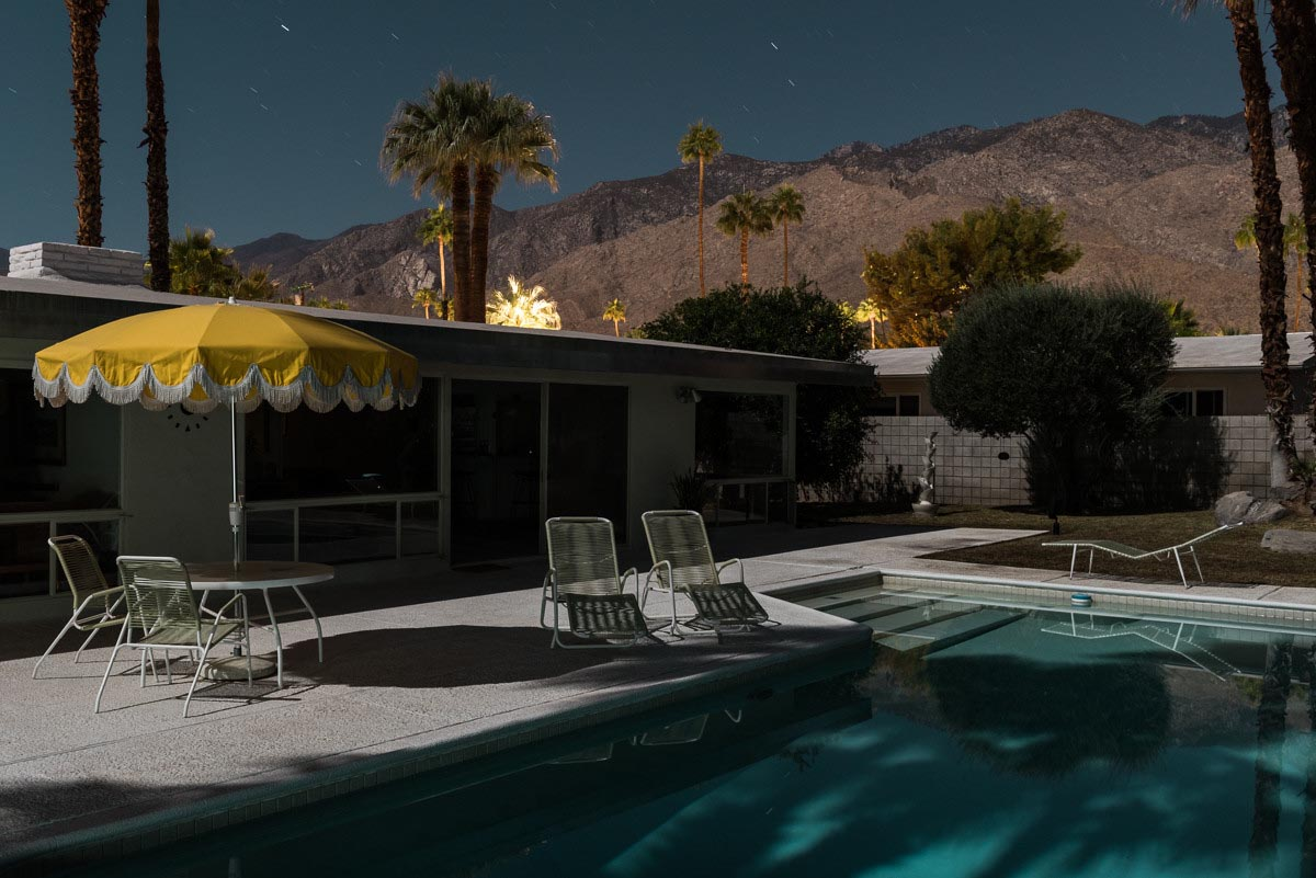 Tom Blachford midnight modern 1056 E San Lorenzo Road II