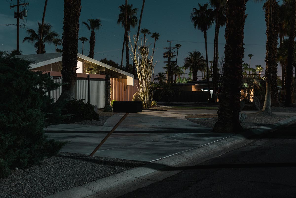 Tom Blachford midnight modern 992 La Jolia