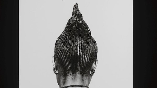 Beri Beri from the series Hairstyles (1974) ©J.D 'Okhai Ojeikere