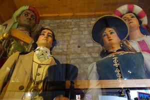 The Giants of Santa Maria del Pi