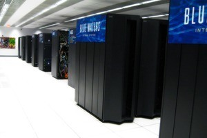 Blue Waters Supercomputer