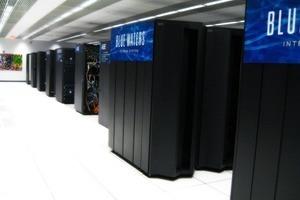 Blue Waters Supercomputer