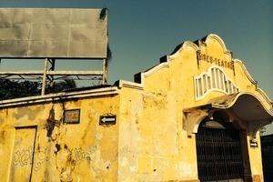 The Circo Teatro of Old Cartagena