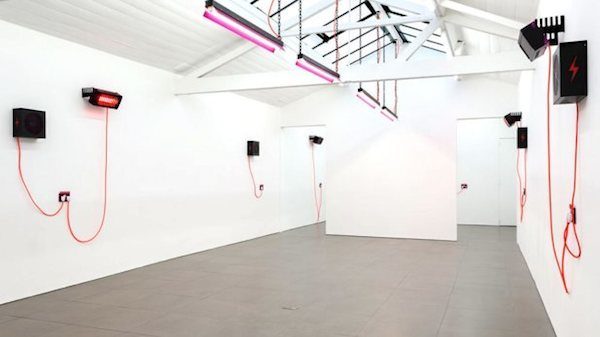 Installation view of DRAY at Cell Projects Space © Natalie Dray