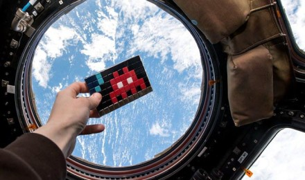 The World Is Not Enough | Invader Invades Space
