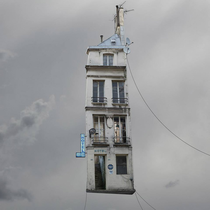 Laurent Chéhère, Max from the Flying Houses series.