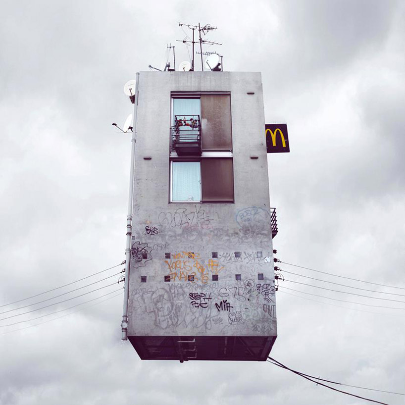 Laurent Chéhère, Mc Do from the Flying Houses series.