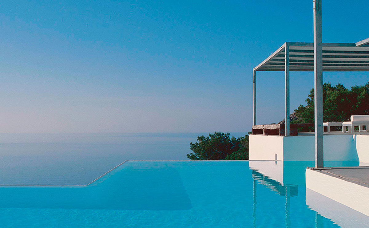 Casa Na Xemena, Ibiza, designed by Ramon Esteve.