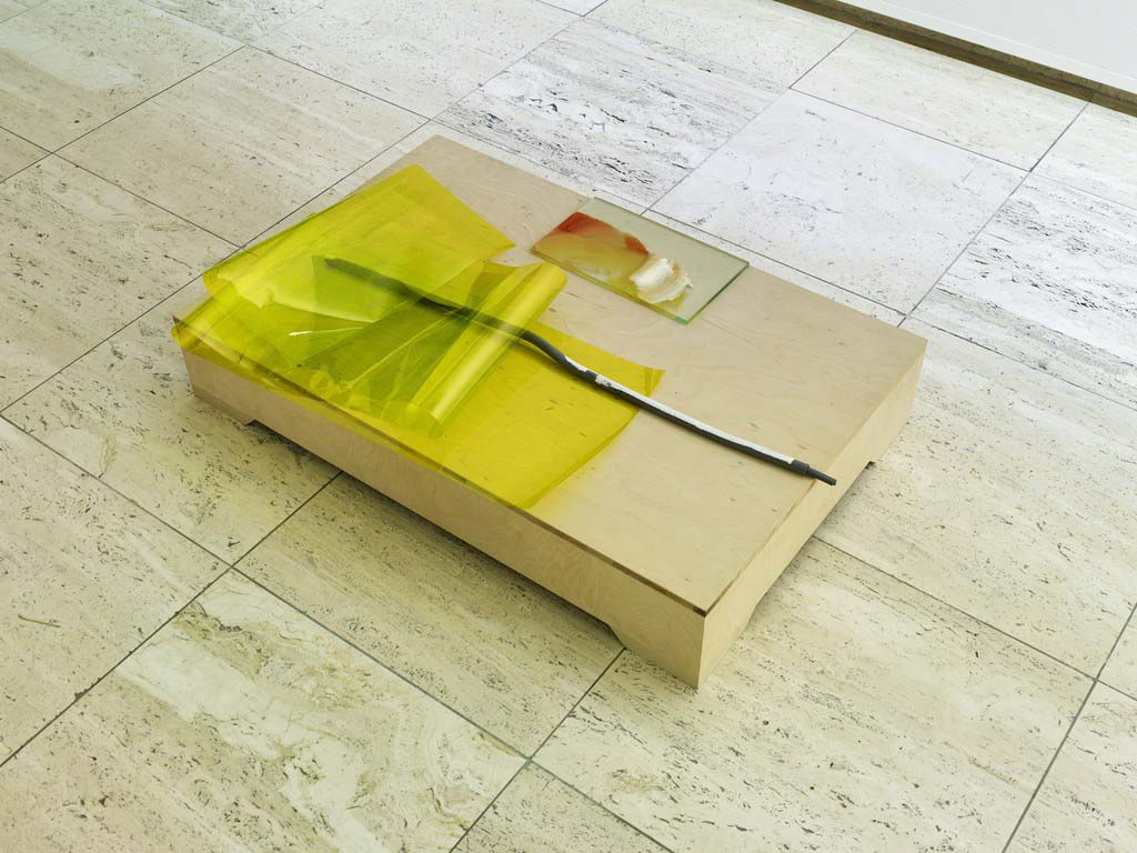 Peggy Franck, Reintroducing the familiar, 2014 at Art Brussels