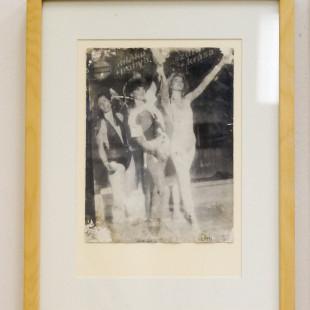 Miroslav Tichy, Galerie Caesar. photo: artyesno for the art resort.
