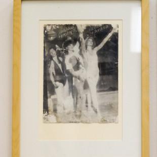 Miroslav Tichy, Galerie Caesar. photo: artyesno for the art resort.